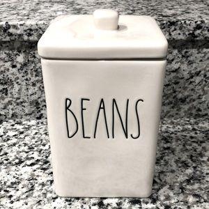 Rae Dunn - Beans Cannister